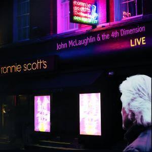 John McLaughlin and the 4th Dimension - Live at Ronnie Scott's (2017)