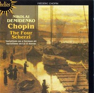 Nikolai Demidenko, Chopin, The four Scherzi