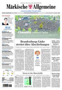 Märkische Allgemeine Luckenwalder Rundschau - 04. September 2018