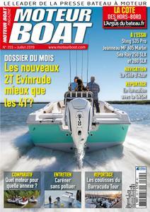 Moteur Boat - juillet 2019