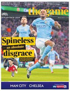 The Times - The Game - 26 February 2018