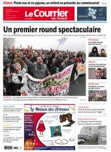 Le Courrier de l'Ouest Angers – 06 décembre 2019