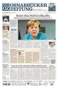 Neue Oranienburger Zeitung - 26. August 2017