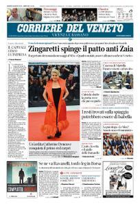Corriere del Veneto Vicenza e Bassano – 29 agosto 2019