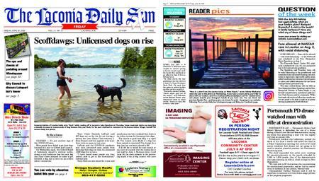 The Laconia Daily Sun – June 26, 2020