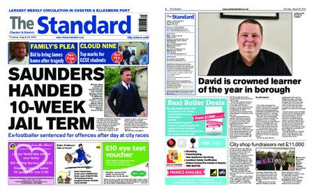 The Standard Chester & District – August 29, 2019
