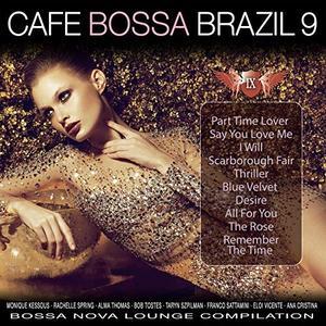 VA - Cafe Bossa Brazil Vol.9: Bossa Nova Lounge Compilation (2019)