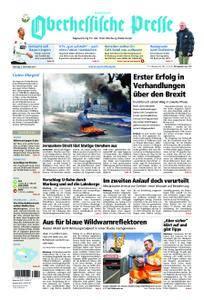 Oberhessische Presse Hinterland - 09. Dezember 2017