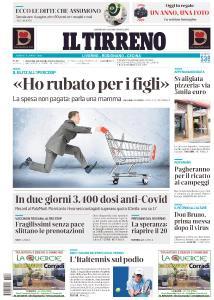 Il Tirreno Livorno - 6 Aprile 2021