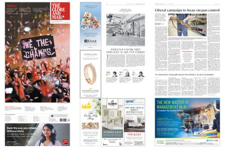 The Globe and Mail – June 15, 2019