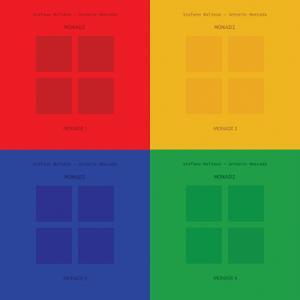 Stefano Maltese, Antonio Moncada - Monadi: Monade, Vol. 1-4 (2017)
