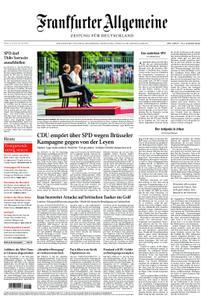 Frankfurter Allgemeine Zeitung F.A.Z. - 12. Juli 2019