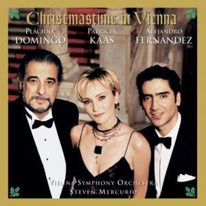 Plácido Domingo, Patricia Kaas, Alejandro Fernandez - Christmastime In Vienna (1993)