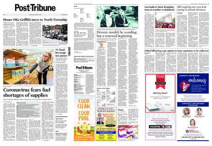 Post-Tribune – March 04, 2020