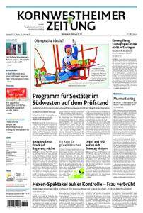 Kornwestheimer Zeitung - 06. Februar 2018