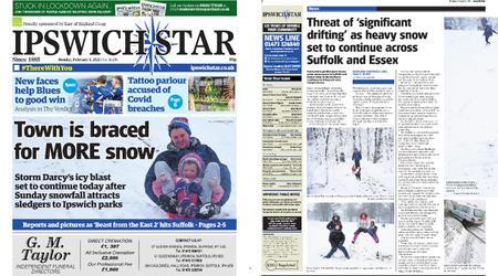 Ipswich Star – February 08, 2021