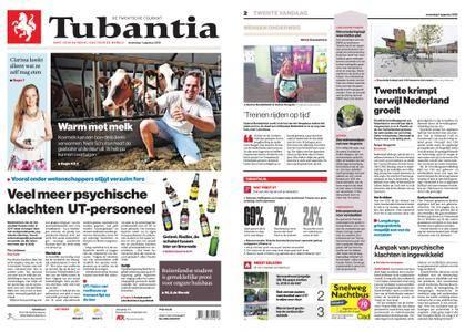 Tubantia - Enschede – 01 augustus 2018
