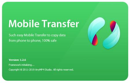 AnyMP4 Mobile Transfer 1.2.6 Multilingual