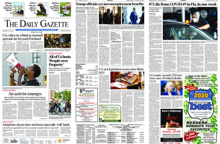 The Daily Gazette – July 27, 2020