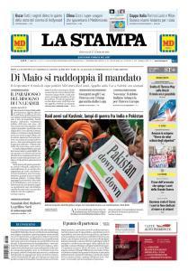 La Stampa Imperia e Sanremo - 27 Febbraio 2019