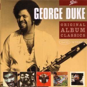 George Duke - Original Album Classics (5CD Box Set, 2010)