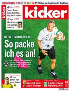 Kicker – 09. August 2021