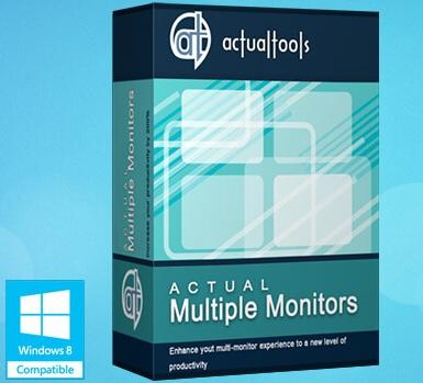 Actual Multiple Monitors 8.14.0 Multilingual