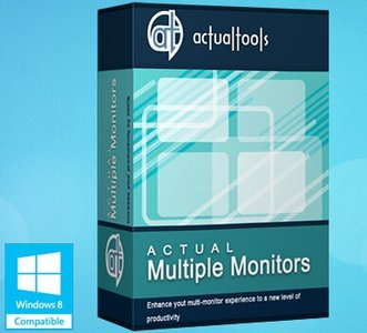 Actual Multiple Monitors 8.14.1 Multilingual
