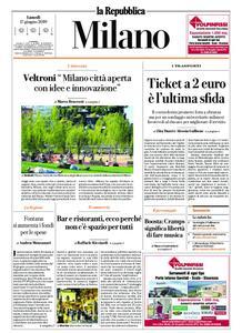 la Repubblica Milano – 17 giugno 2019