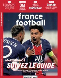 France Football - 4 Mai 2021