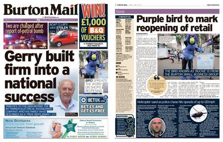 Burton Mail – April 09, 2021