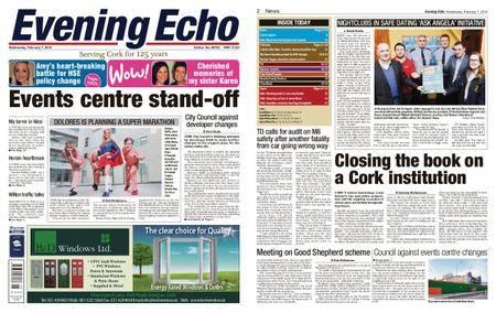 Evening Echo – February 07, 2018