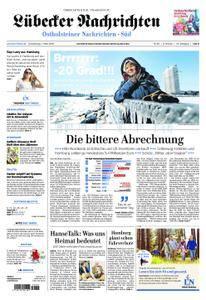 Lübecker Nachrichten Ostholstein Süd - 01. März 2018