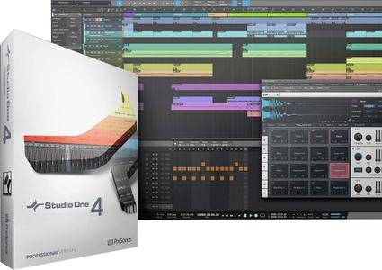 PreSonus Studio One 4 Professional v4.5.1 WiN / OSX