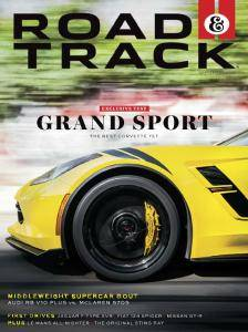 Road & Track - September 2016