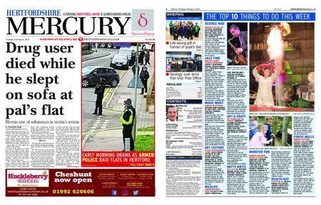 Hertfordshire Mercury – February 08, 2018