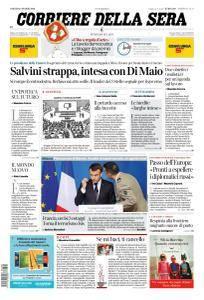 Corriere della Sera - 24 Marzo 2018