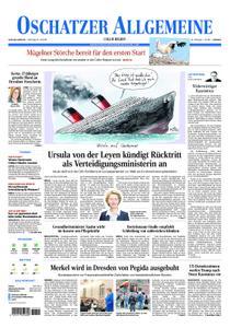 Oschatzer Allgemeine Zeitung - 16. Juli 2019