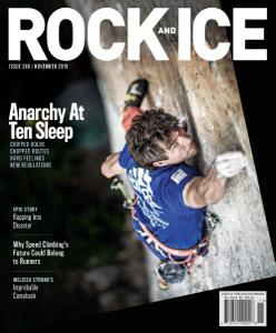 Rock and Ice - Issue 260 - November 2019
