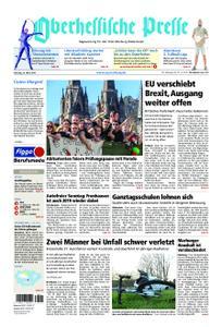 Oberhessische Presse Marburg/Ostkreis - 23. März 2019