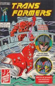 De Transformers - 27 - Matrix Quest Deel Drie