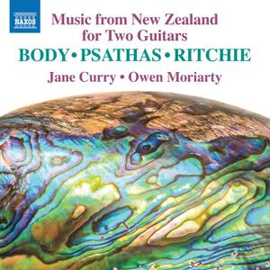 Jane Curry & Owen Moriarty - Music from New Zealand for 2 Guitars (2019)