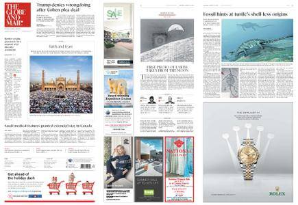 The Globe and Mail – August 23, 2018