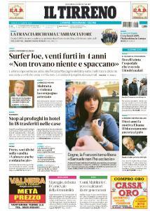 Il Tirreno Livorno - 8 Febbraio 2019