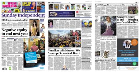 Sunday Independent – March 24, 2019