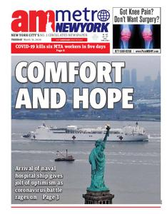 AM New York - March 31, 2020