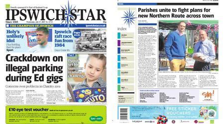 Ipswich Star – July 17, 2019