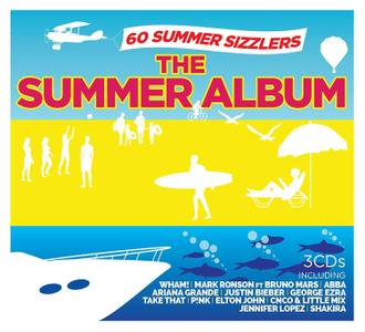 VA - The Summer Album (3CD, 2019)