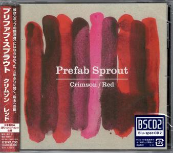 Prefab Sprout - Crimson / Red (2013) {Blu-Spec CD2, Japan}