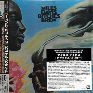 Miles Davis - Bitches Brew (1970) [2x SACD, Japan 2018] MCH PS3 ISO + Hi-Res FLAC